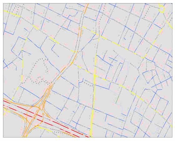 city-roads-numbers-big